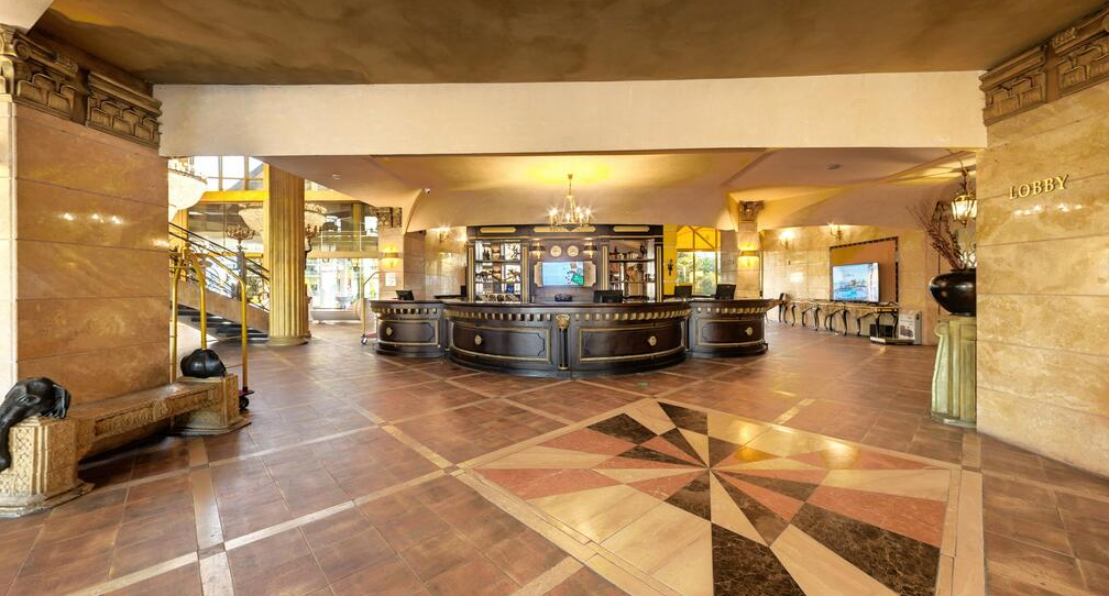 Letovanje Bugarska autobusom, Sunčev breg, Hotel Imperial Palace, lobi