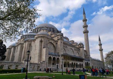 Evropski gradovi, Putovanje Istanbul, kulturne znamenitosti