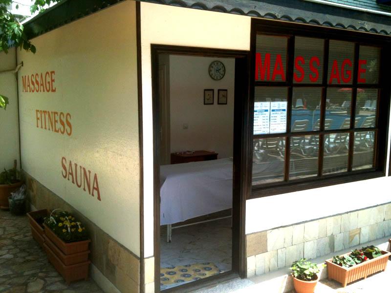 Letovanje Bugarska autobusom, Sunčev breg, Hotel Dunav, fitnes