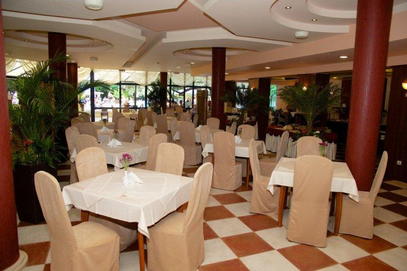 Letovanje Bugarska autobusom, Sunčev breg, Hotel Dunav, restoran