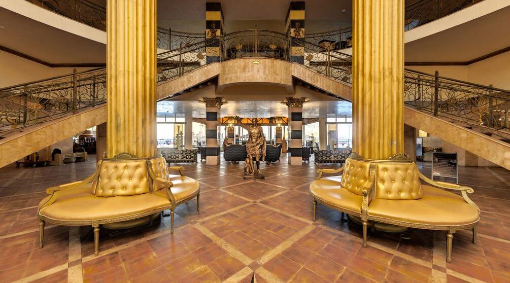 Letovanje Bugarska autobusom, Sunčev breg, Hotel Imperial Palace, hol