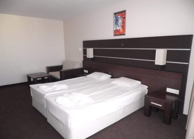 Letovanje Bugarska autobusom, Nesebar, Hotel Vigo, izgled hotelske sobe