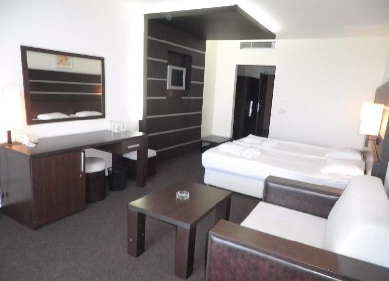 Letovanje Bugarska autobusom, Nesebar, Hotel Vigo, soba