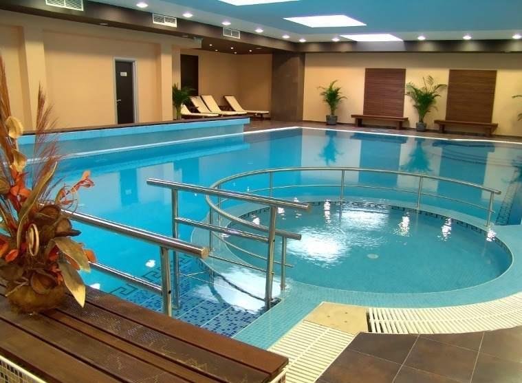 Letovanje Bugarska autobusom, Nesebar, Hotel Vigo, bazen