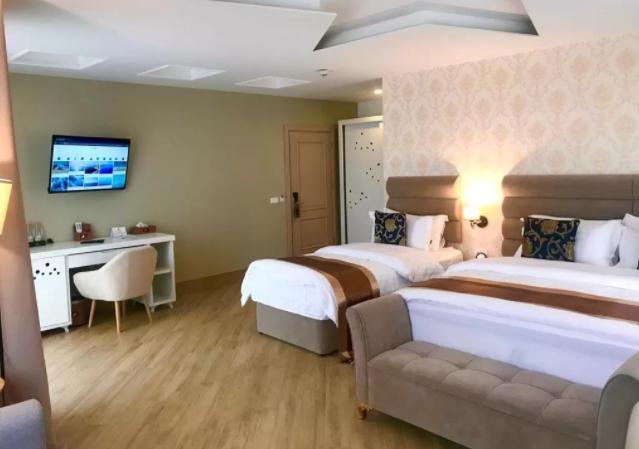 Letovanje Albanija autobusom, Drač, Hotel Fafa Premium, soba