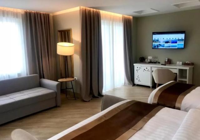 Letovanje Albanija autobusom, Drač, Hotel Fafa Premium, izgled sobe
