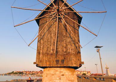 Stara vetrenjača