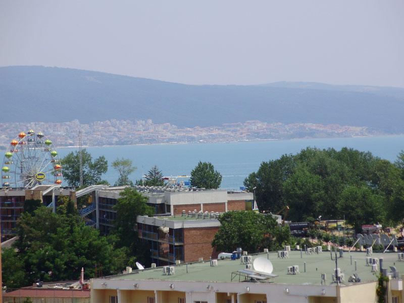 Letovanje Bugarska autobusom, Sunčev breg, Hotel Dunav, pogled sa terase