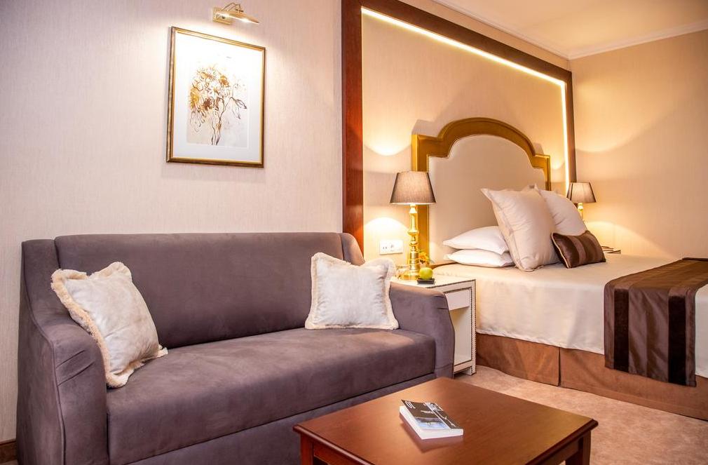 Letovanje Bugarska autobusom, Sunčev breg, Hotel Imperial Palace, francuski krevet