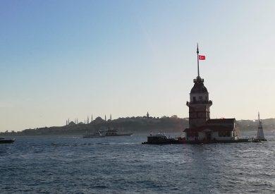 Putovanja Evropski gradovi, Turska Istanbul, Devojačka kula