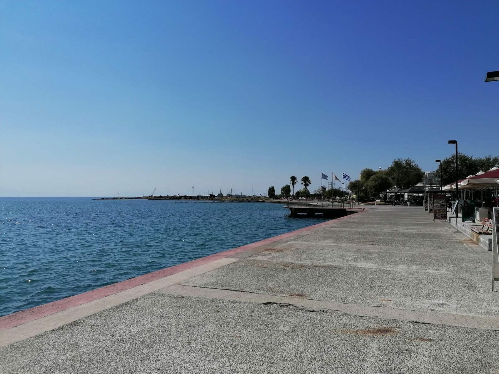 Nea Moudania, Halkidiki apartmani Grčka letovanje, šetalište