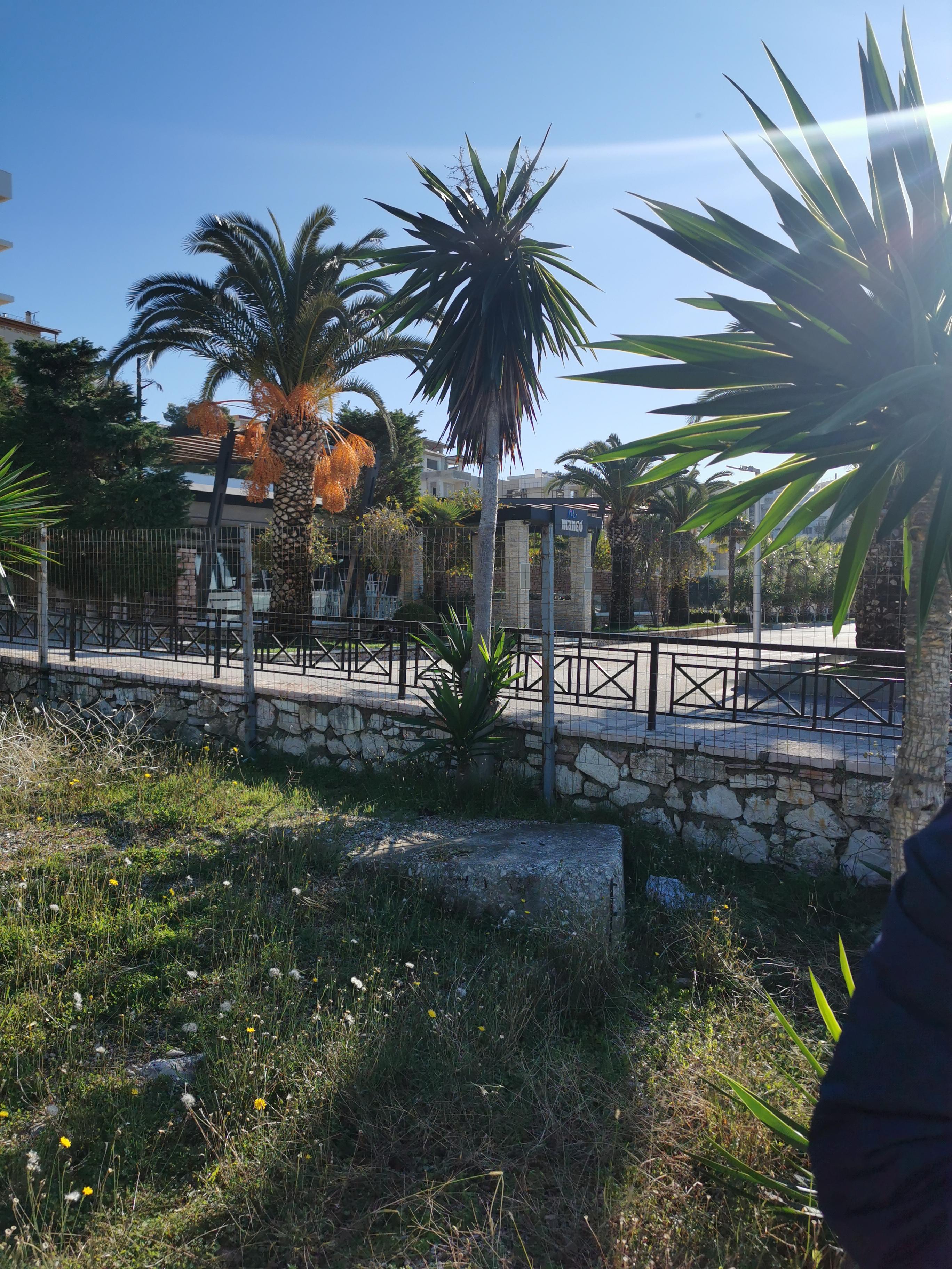 Letovanje Albanija hoteli, Saranda, autobus, Hotel Perla, plaža izgled