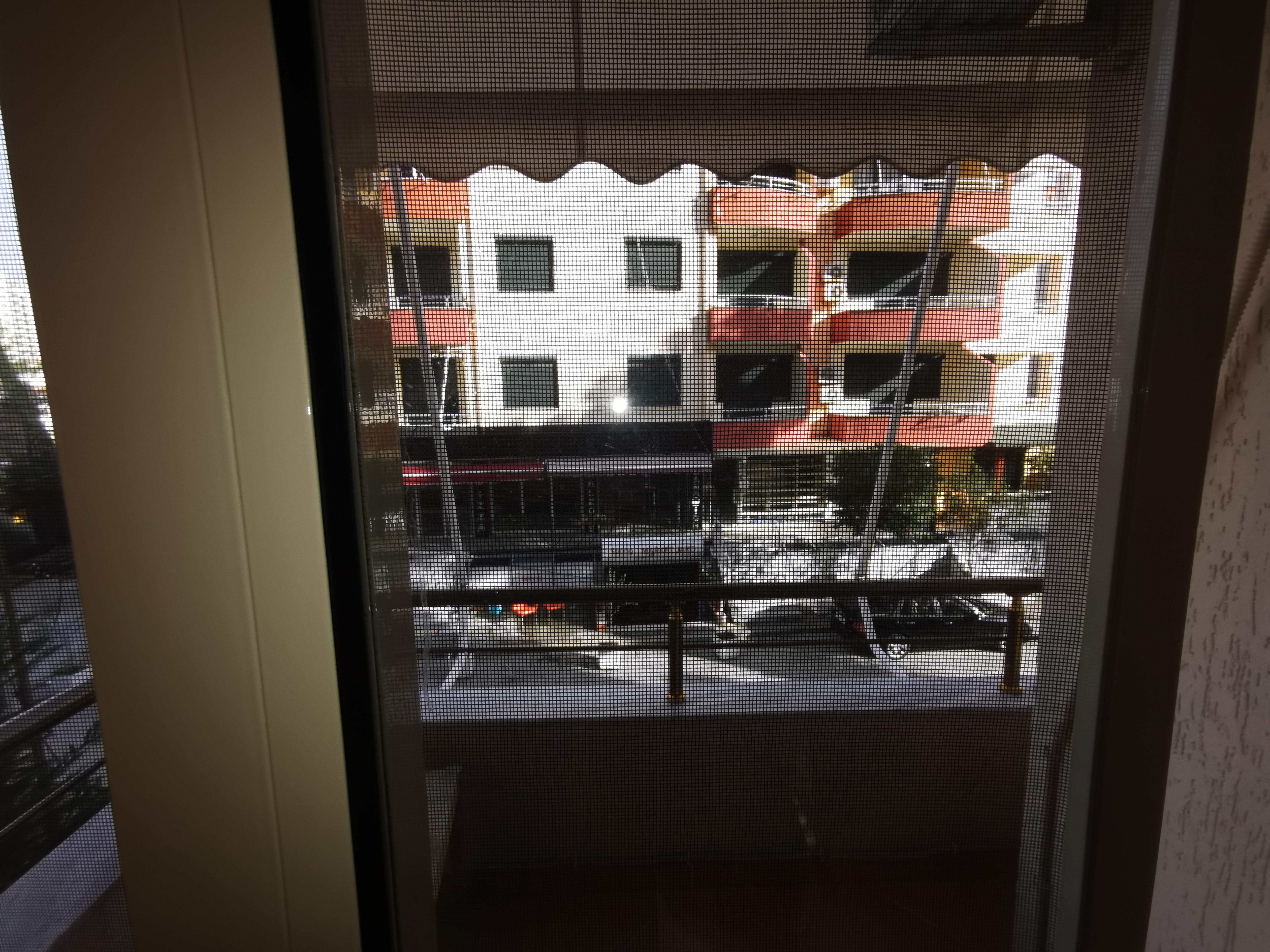 Letovanje Albanija autobusom, Drač Hotel Ibiza,balkon