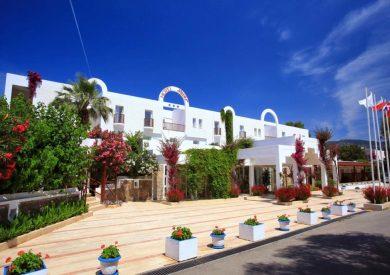 Letovanje Turska autobusom, Bodrum,Hotel Natur Garden,eksterijer