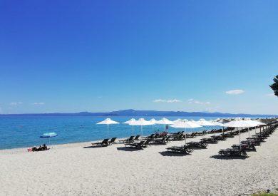 Grčka letovanje, Pefkohori apartmani, Yala beach bar