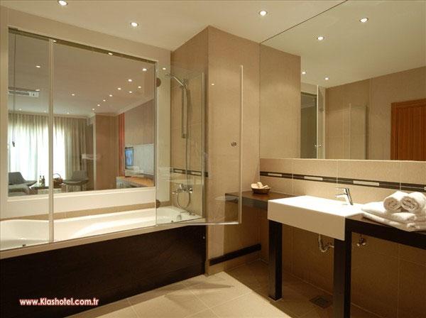 Putovanje Istanbul, evropski gradovi, hotel Klas,kupatilo