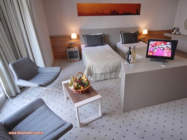 Putovanje Istanbul, evropski gradovi, hotel Klas,hotelska soba