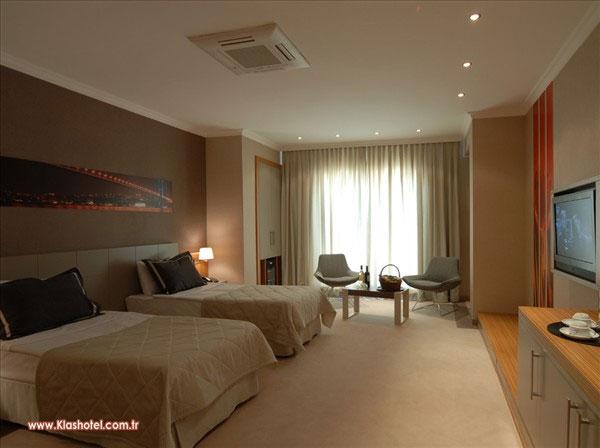 Putovanje Istanbul, evropski gradovi, hotel Klas,soba u hotelu