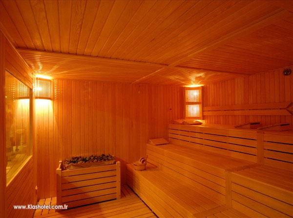Putovanje Istanbul, evropski gradovi, hotel Klas,sauna iznutra