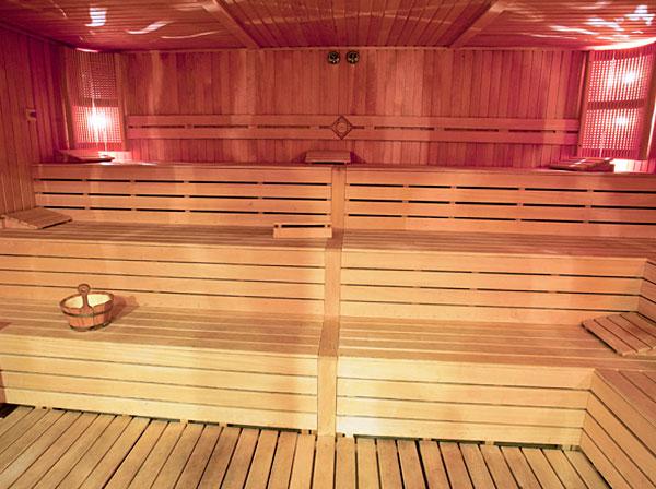 Putovanje Istanbul, evropski gradovi, hotel Klas,sauna izgled