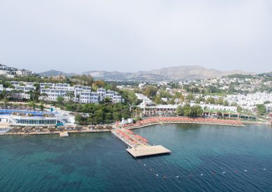 Letovanje Turska autobusom, Bodrum,Hotel Kadikale resort hotel & spa,eksterijer