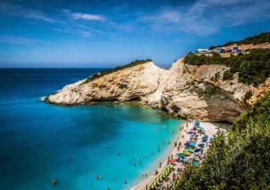 Lefkada letovanje apartmani, Grčka, male uvale sa plažama