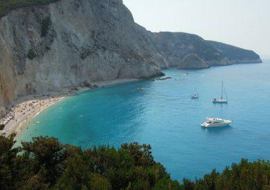 Lefkada letovanje apartmani, Grčka, plaže dostupne samo brodovima