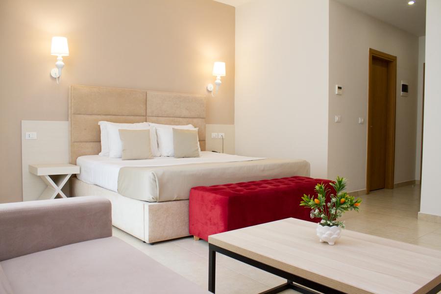 Letovanje Albanija autobusom, Drač Hotel Horizont,izgled sobe