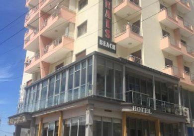 Letovanje Albanija autobusom, Drač, Hotel Nais Beach,eksterijer