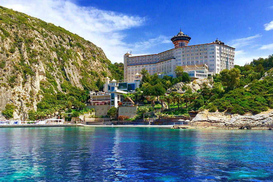 Letovanje Turska autobusom, Kusadasi, Hotel Adakule,eksterijer