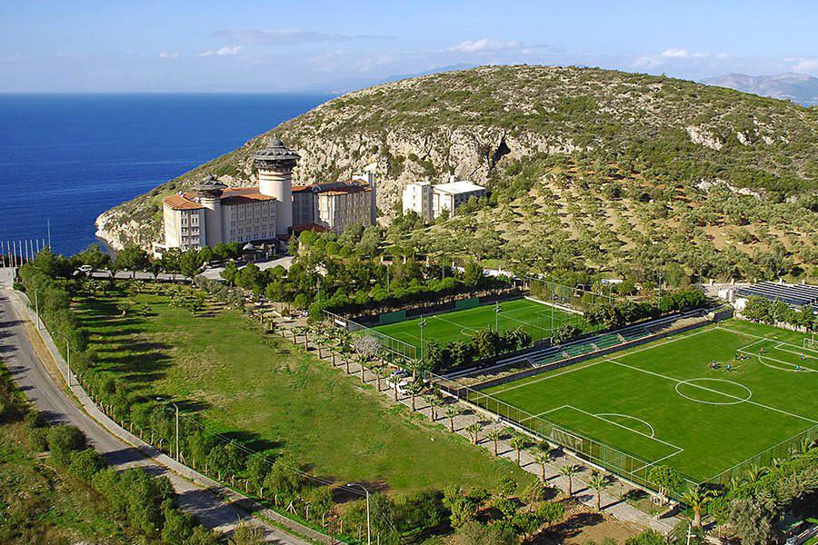 Letovanje Turska autobusom, Kusadasi, Hotel Adakule,tereni za fudbal
