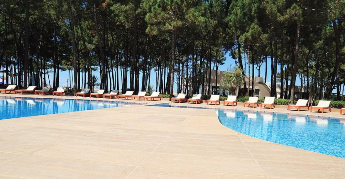Letovanje Albanija autobusom, Drač, Hotel Diamma Resort,bazen