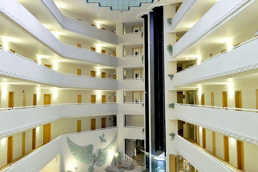 Letovanje Turska autobusom, Kusadasi, Hotel Adakule, hol hotela