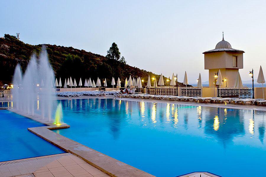 Letovanje Turska autobusom, Kusadasi, Hotel Adakule,bazen