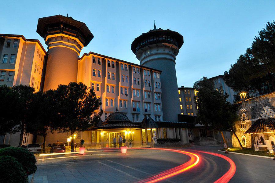 Letovanje Turska autobusom, Kusadasi, Hotel Adakule,ulaz u hotel