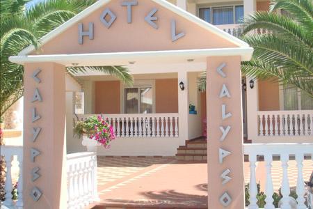 Grcka hoteli letovanje, Halkidiki, Calypso, eksterijer
