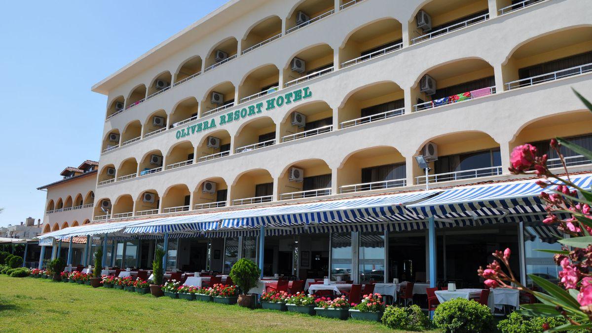 Letovanje Turska autobusom, Sarimsakli, Hotel Olivera,eksterijer