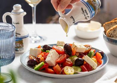 Letovanje Grčka, Grčka kuhinja