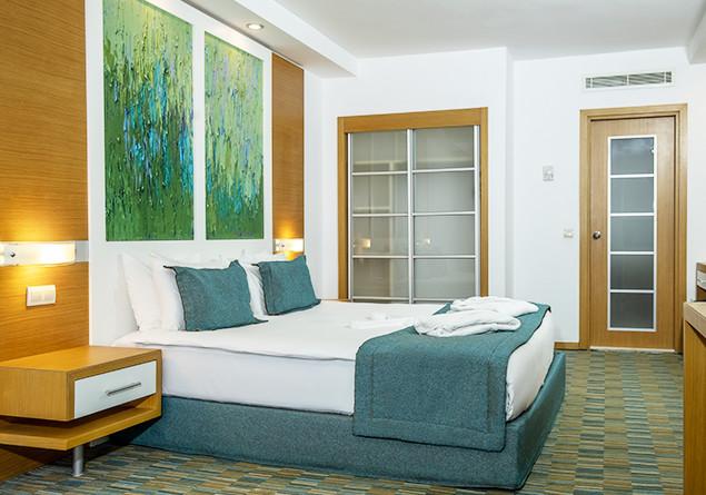 Letovanje Turska autobusom, Kusadasi, Hotel Adakule,izgled sobe