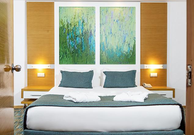 Letovanje Turska autobusom, Kusadasi, Hotel Adakule, standardna hotelska soba