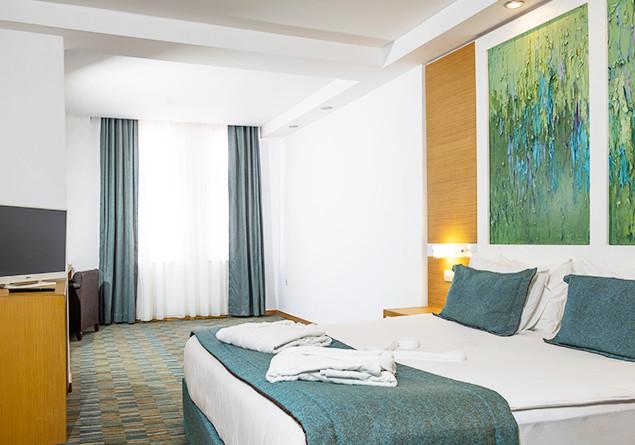 Letovanje Turska autobusom, Kusadasi, Hotel Adakule, izgled standardne hotelske sobe