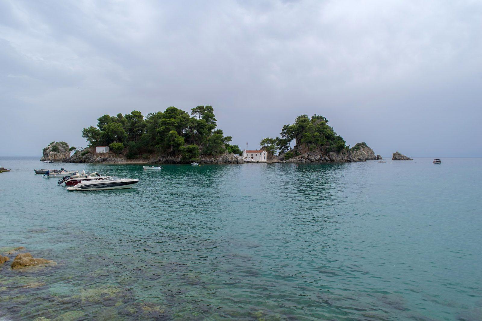 Letovanje u Pargi, Letovanje Grčka apartmani, Parga, gradska plaža