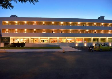 Grcka hoteli letovanje, Krf, ,Kanoni, hotel Ariti Grand,eksterijer