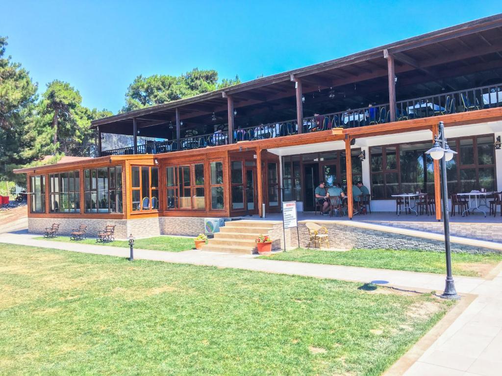 Letovanje Turska autobusom, Čanakkale, Hotel Troja Tusan, spolja