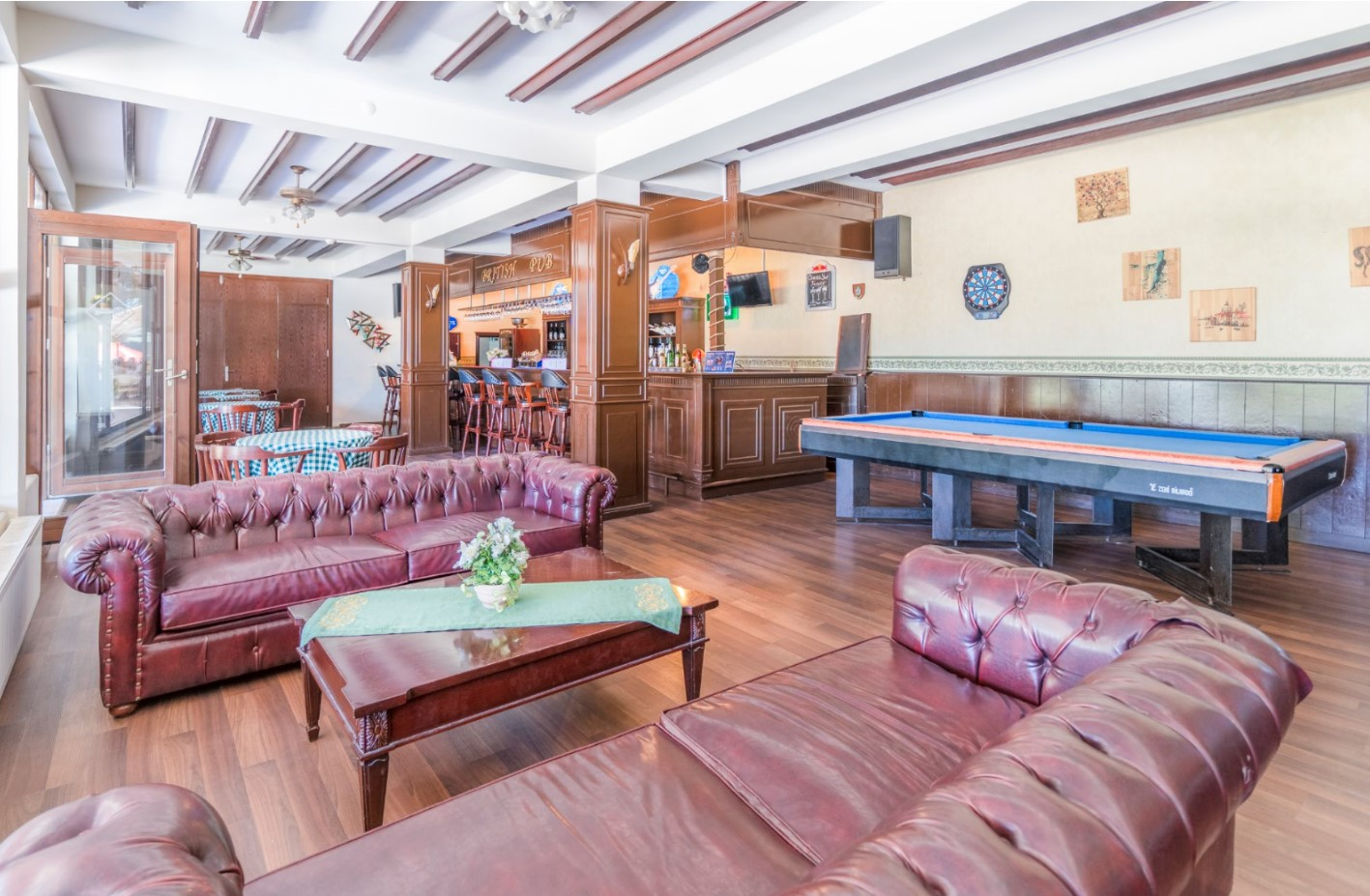 Letovanje Turska autobusom, Čanakkale, Hotel Troja Tusan,bilijar