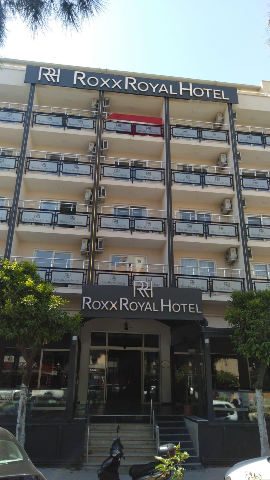 Letovanje Turska  autobusom, Kusadasi, Hotel Roxx Royal ex Santur, izgled spolja