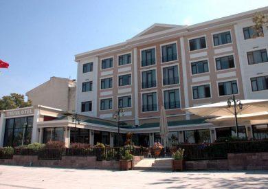 Letovanje Turska autobusom, Čanakkale, Hotel Buyuk Truva,eksterijer