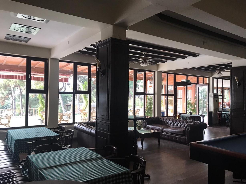 Letovanje Turska autobusom, Čanakkale, Hotel Troja Tusan, lobi