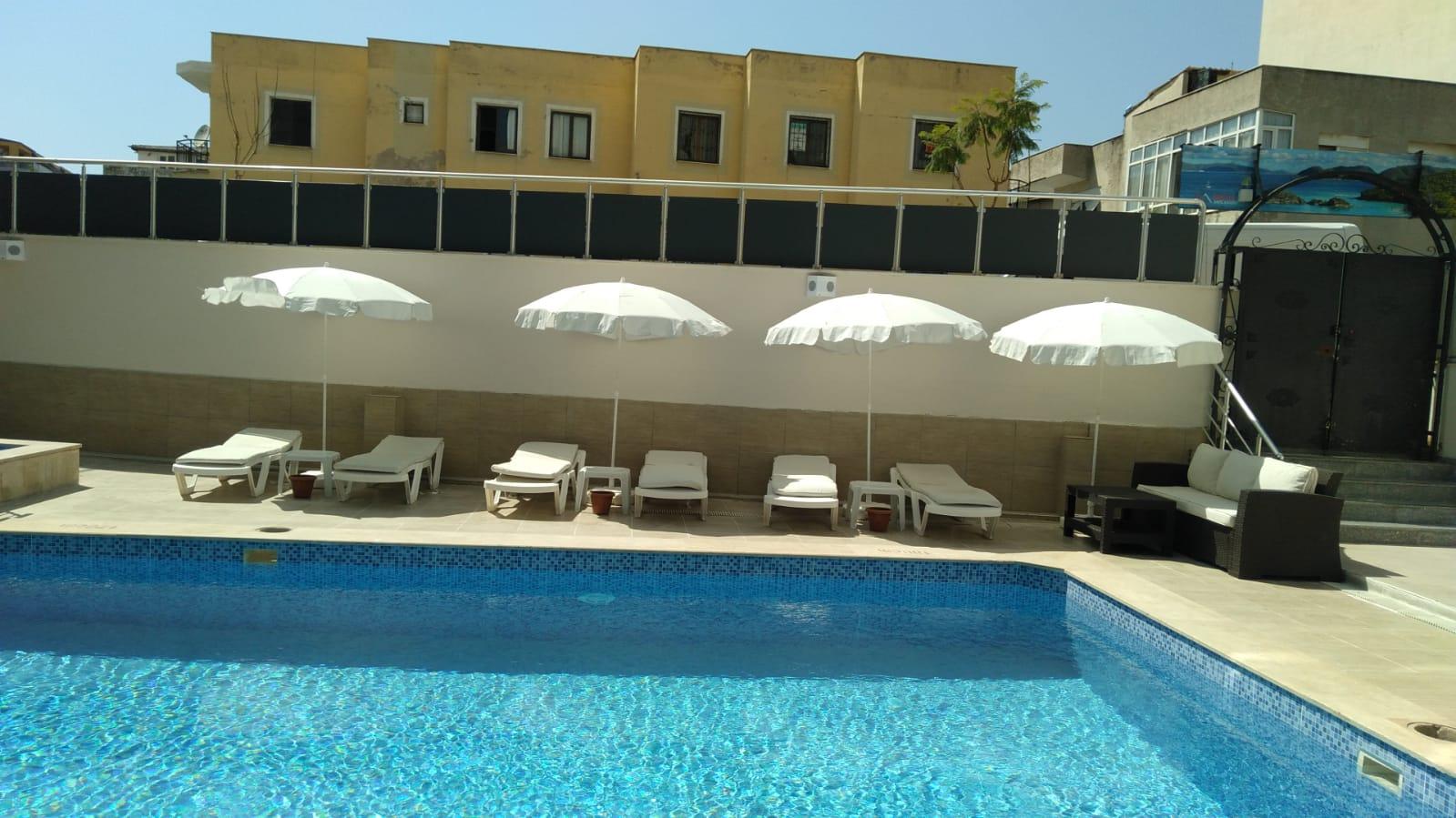 Letovanje Turska  autobusom, Kusadasi, Hotel Roxx Royal ex Santur, bazen hotela