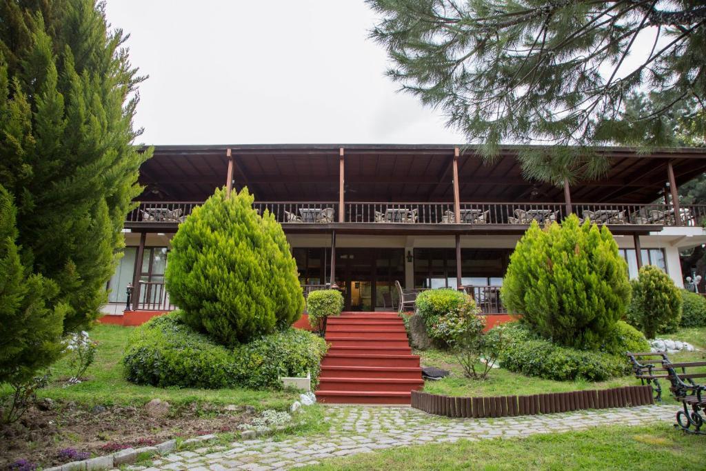 Letovanje Turska autobusom, Čanakkale, Hotel Troja Tusan, ekstrijer